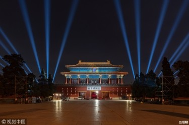 故宫94年来将首次夜间开放