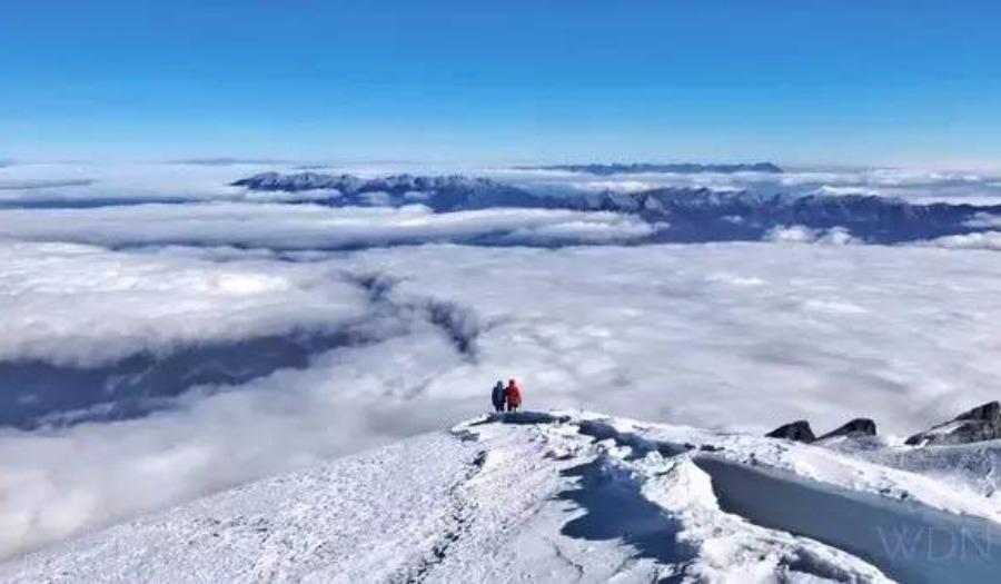 去我们力所能及的远方---哈巴雪山
